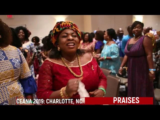 CEANA 2019 Praises Charlotte NC.