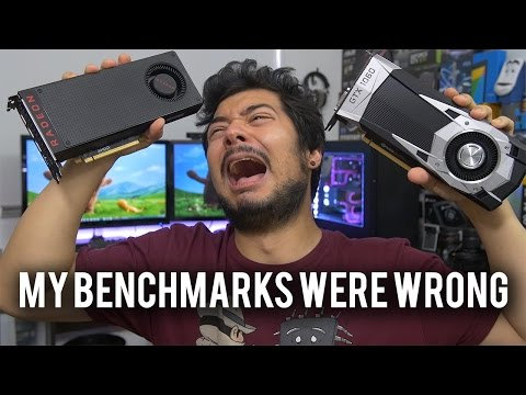 Let's try this again! GTX 1060 vs. RX 480: The REAL Verdict