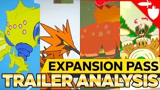 Pokemon Direct Analysis - Expansion Pass for Pokemon Sword and Shield