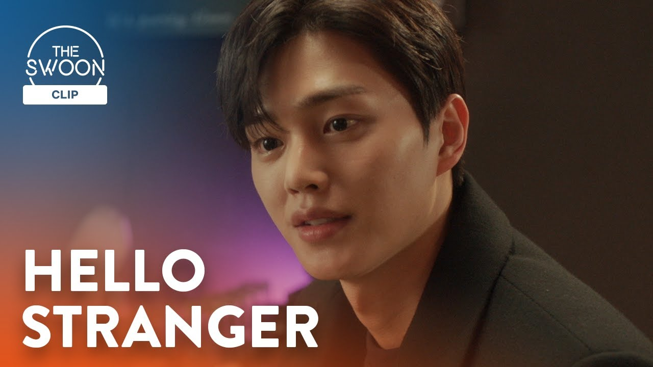 Sparks fly when Song Kang and Han So-hee lock eyes for the first time | Nevertheless, Ep 1 [ENG SUB]