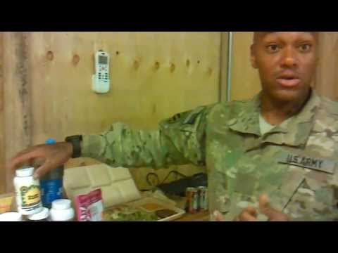 Deployed Vegan : Vegan US Soldier In Afghanistan