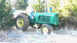 Hayride On John Deere Wagon