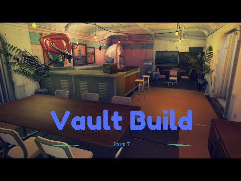Building a Penthouse! Vault Building | Part 7