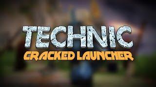Technic Cracked Launcher 4.0 (build 349) - Updated 2017 (Working)