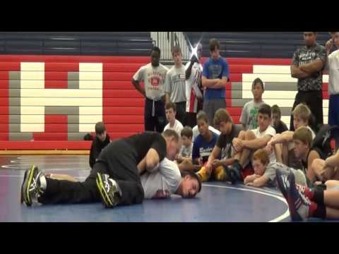 Gable Wrestling Camp Summer 2015