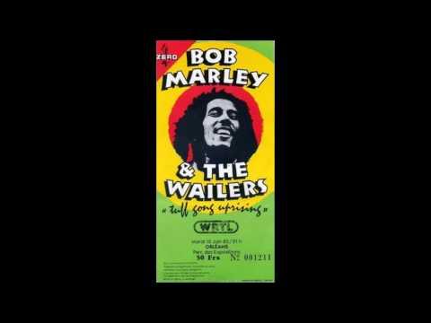 Bob Marley, 1980-06-10, Live At Parc Des Expositions, Orleans, France