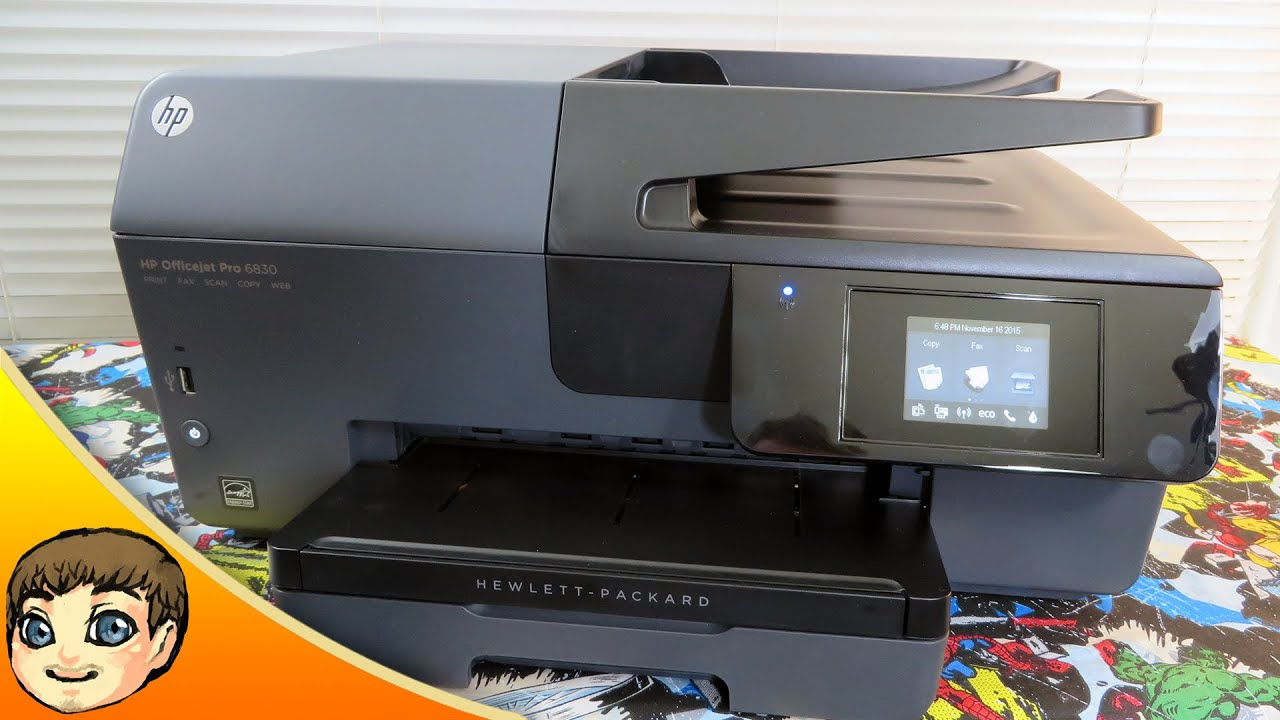 IDEAL HOME AIO PRINTER | HP OfficeJet Pro 6830 [Sponsored]