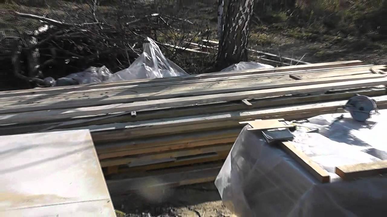 Строим дом из газобетона 100кв.м. 2эт. Бассейн Баня за 600 т.р .