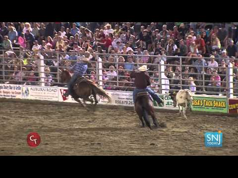 Cowtown Rodeo Highlights 8/9/14 Rodeo Perf