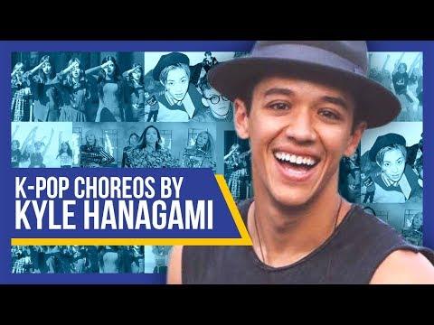 Famous K-pop Choreographies by Kyle Hanagami! (pt. 2)