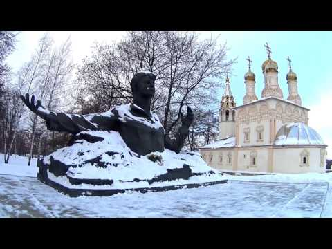 The start of the New Year 2017. Ryazan / Начало Нового 2017 года.  Рязань.