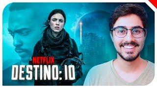 Destino IO (Netflix): Uma Ficção Científica Poética ✦ Análise Quarto Setor