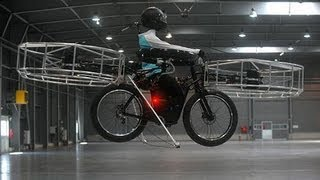 Flying Bike Technology