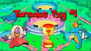 Torneio Pxg #1  O Tal do Kingdra..