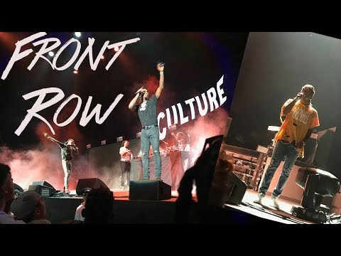 FRONT ROW FOR FUTURE AND MIGOS CONCERT | Vlog 2