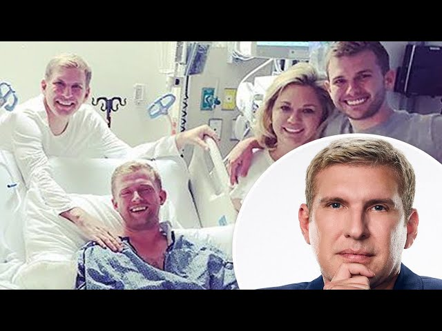 We\'re Fighting back TEARS for Todd Chrisley\'s Family as we Digest this News.