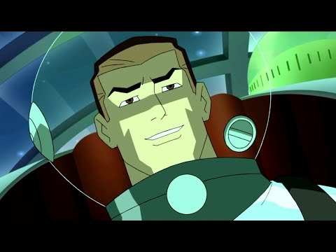 Hal Jorden into Mars mission | Justice League - The New Frontier -  Part 11