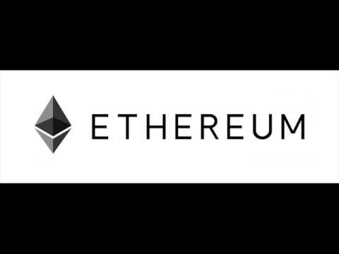 Ethereum White Paper [Audio] as of June 27, 2017 Crypto Currency Blockchain