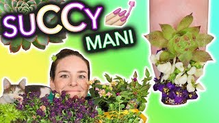 Download Succulent Nails (a garden hoe tutorial) Mp3 and Videos