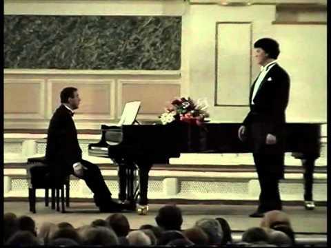 SERGEY ZAKHAROV (BARITONE)- СЕРГЕЙ З�Х�РОВ- Го�удар�твенна� Капелла