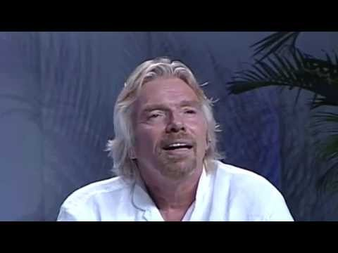 Richard Branson - Entrepreneurial Philosophies
