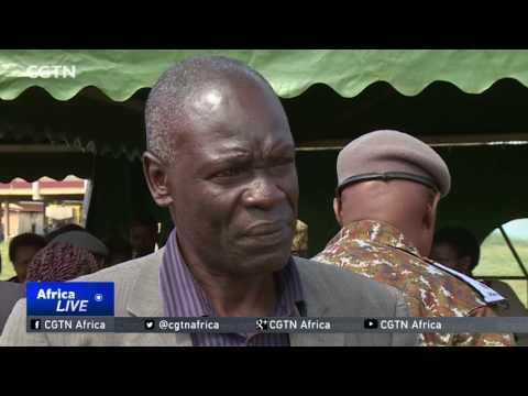 Bodies Ugandan soldiers killed in Somalia arrive in Kampala