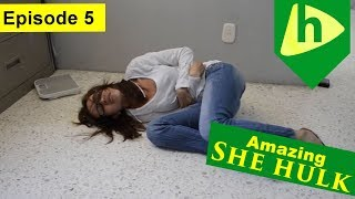 Video SHE HULK AMAZING- EPISODE 5 - Season 3 download MP3, 3GP, MP4, WEBM, AVI, FLV Juni 2018