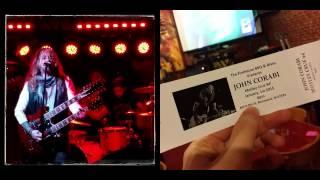 "John Corabi - The Firehouse BBQ & Blues (Richmond, 1-1-15) ""Motley Crue"
