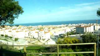 Tanger 2010 - panoramic coastal views 02.MOV