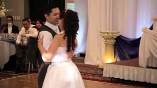 """Stefan & Lindy Wedding First Dance """"Can"""