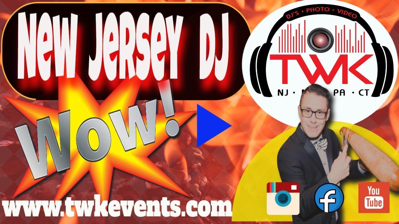 🆕 DJ In Piscataway NJ - TWK Events - Wedding DJ In Piscataway   Latin DJ Piscataway   Deewan banquet