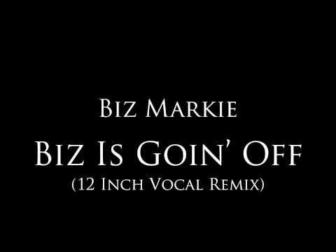 """Biz Markie - """"Biz Is Goin' Off"""" (12"""" Vocal Remix)"""