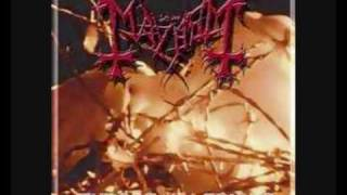 MayheM -  In The Lies Where Upon You Lay (Demo)