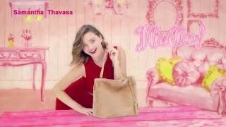 Samantha Thavasa サマンサタバサ 抱きしめて♡編 Miranda Kerr出演