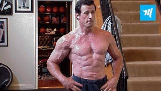 Sylvester Stallone Evolution - from 1 to 72 years | Muscle Madness