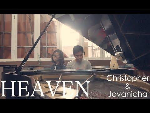 HEAVEN | Duet & Piano - Afgan, Isyana, Rendy Pandugo - COVER | Brother & Sister Duet