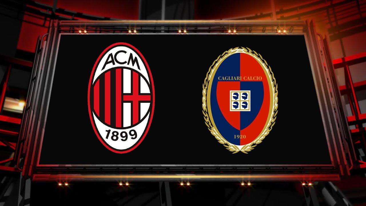 【足球直播】意甲第38輪:2020.08.02 02:45-AC米蘭 VS 卡利亞里(AC Milan VS Cagliari Calcio)