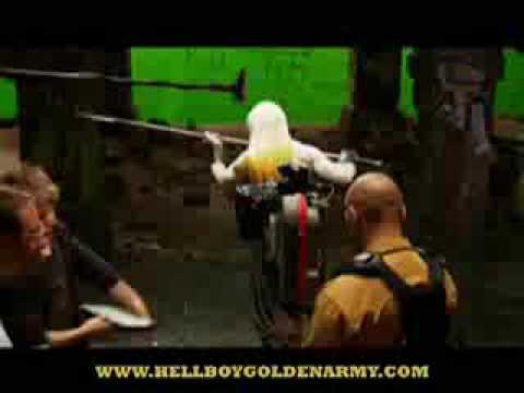 Hellboy II: The Golden Army - Prince Nuada Featurette