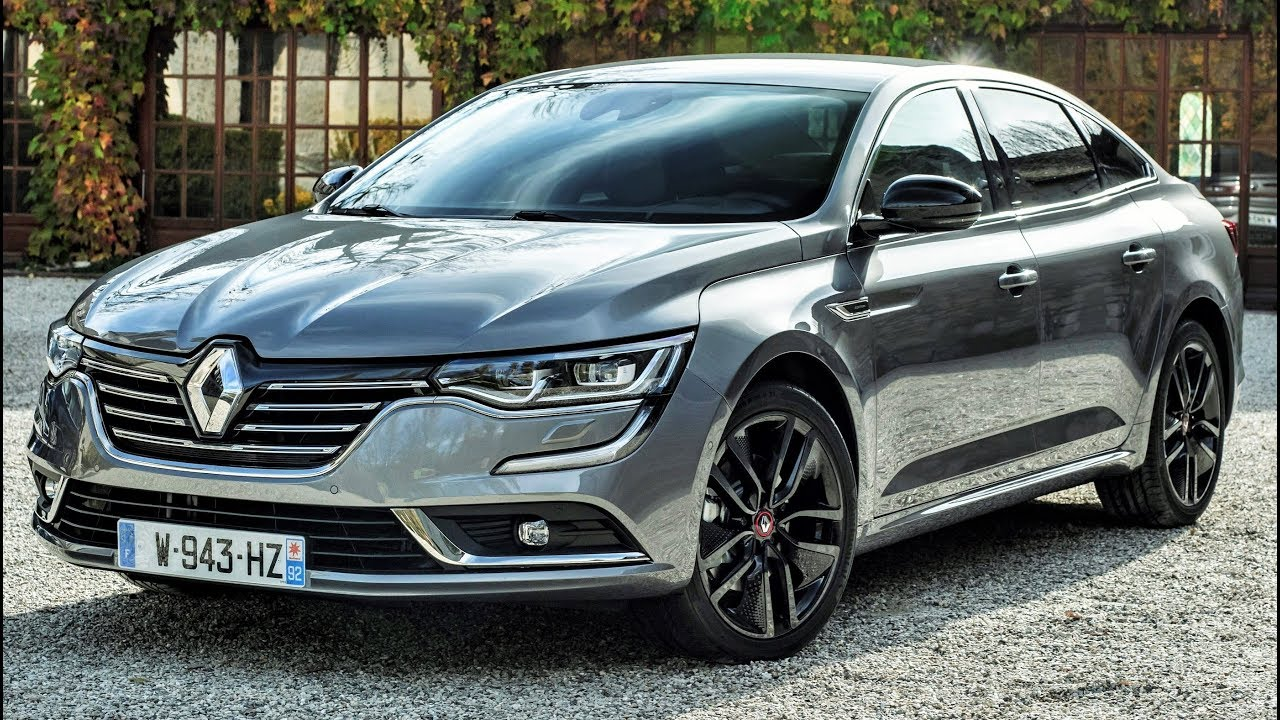 2019 renault talisman s edition beautiful french sedan youtube. Black Bedroom Furniture Sets. Home Design Ideas