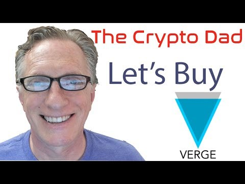 How to Buy Verge Coin and Transfer it into Your Own Wallet