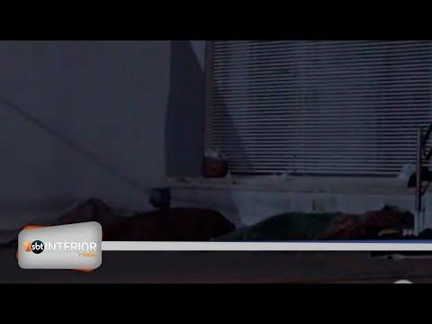 Morador de rua pode ter sido morto pelo frio em Rio Preto