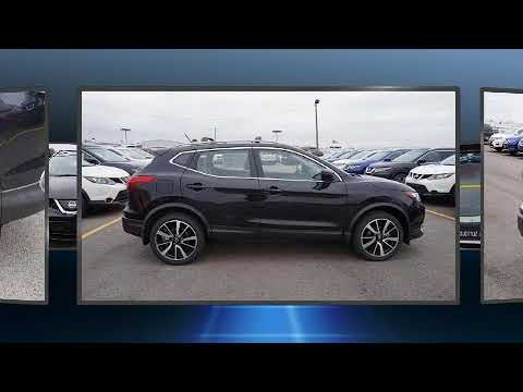 2017 Nissan Rogue Sport SL In Naperville, IL 60540