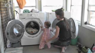 Baby Does Diaper Laundry (VEDA #4)