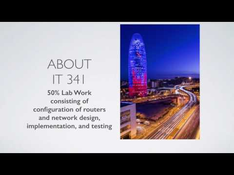 IT Networking Principles in Barcelona