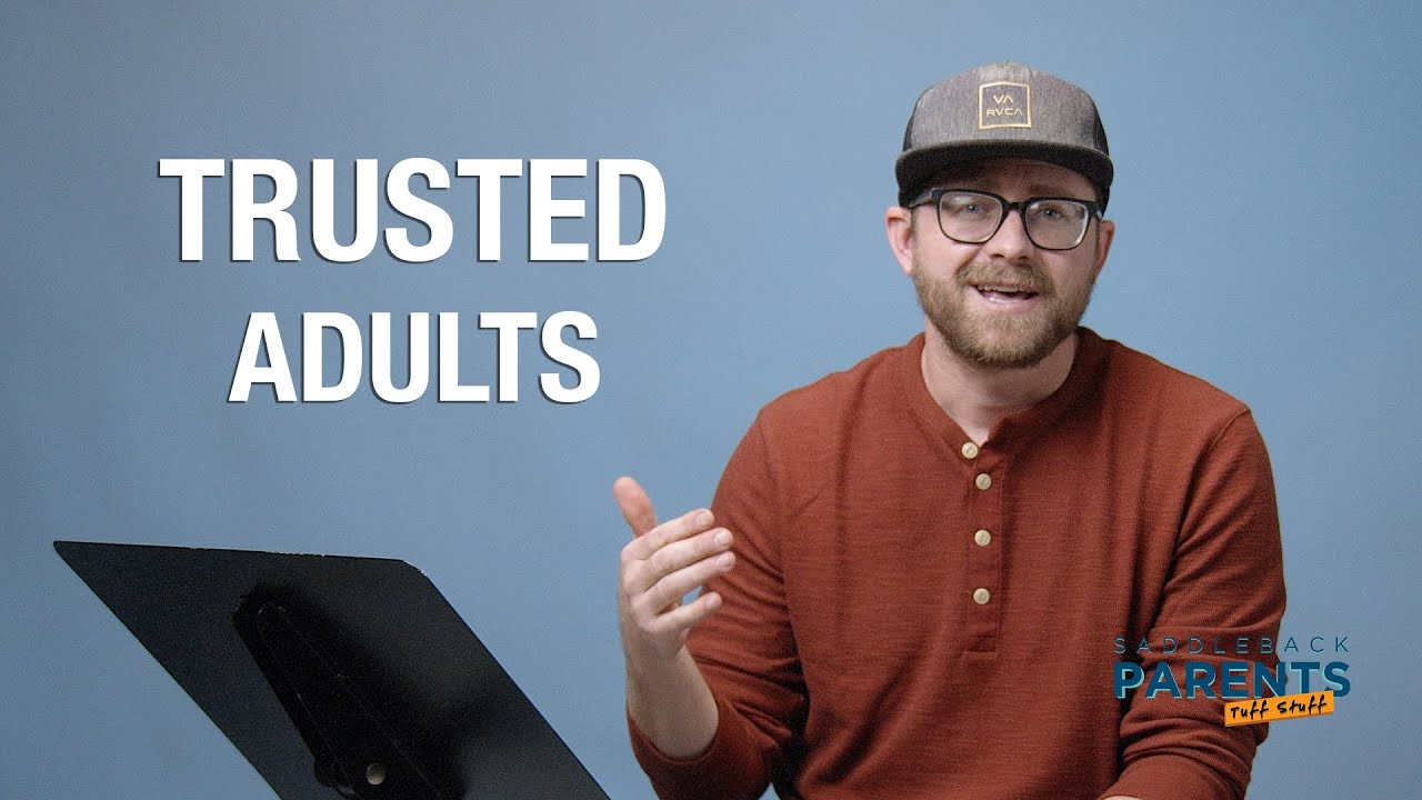 Trusted Adults | TOUGH STUFF