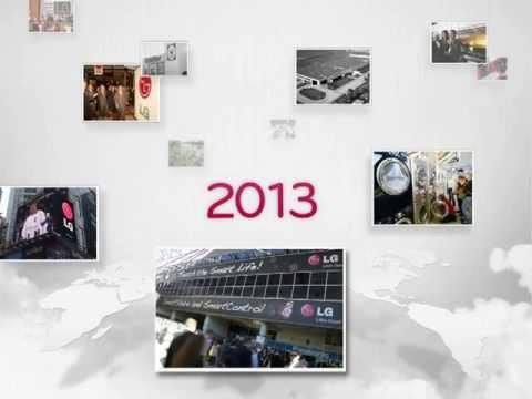 LG Electronics 2013