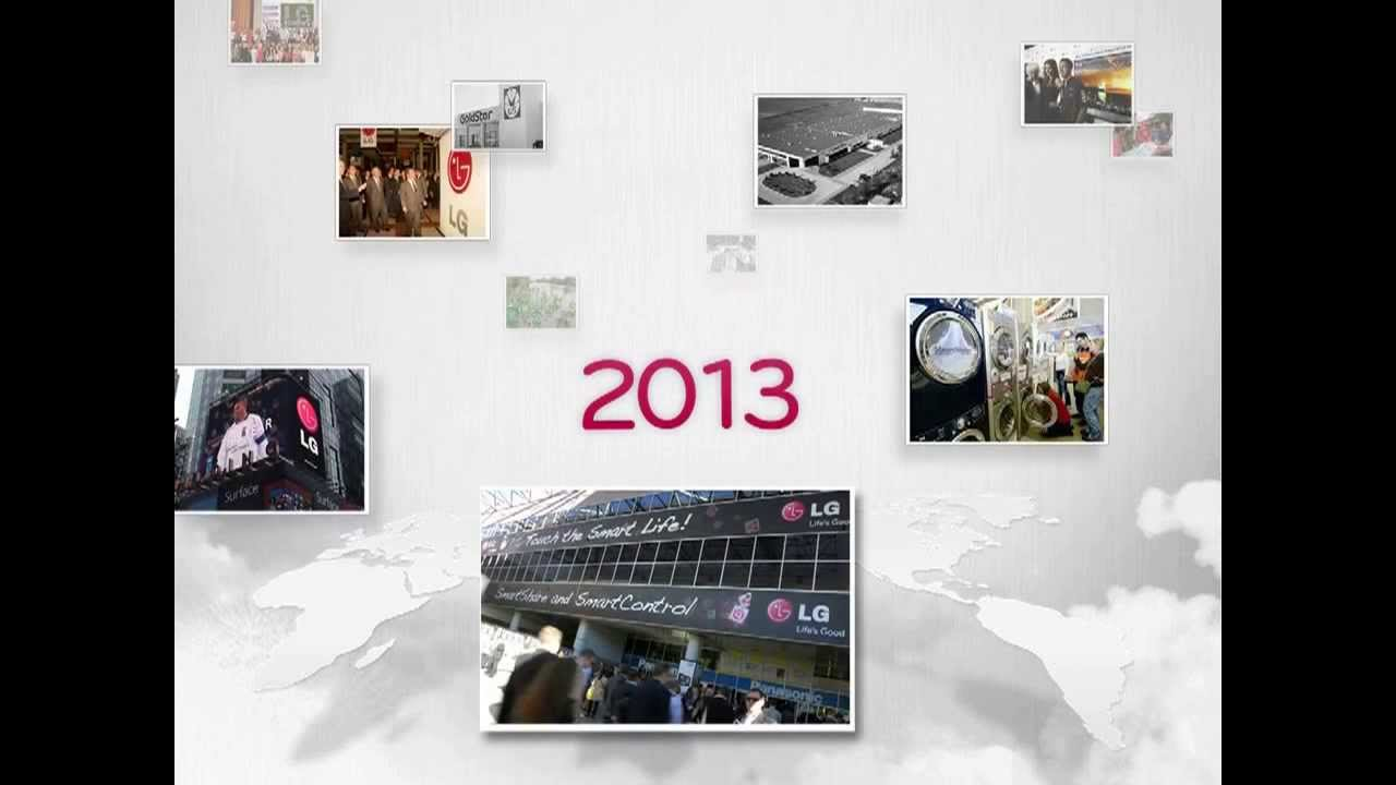 LG Electronics 2013 - YouTube