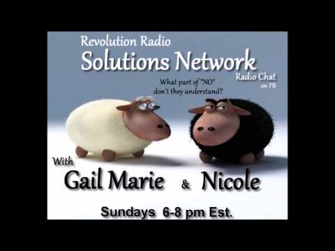 Solutions Network Radio with Gail Marie and Nicole - May 26 segment