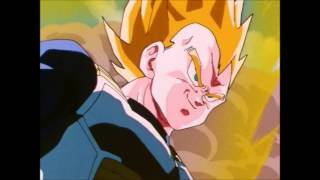 TFS - Vegeta Turns Into a Super Saiyan