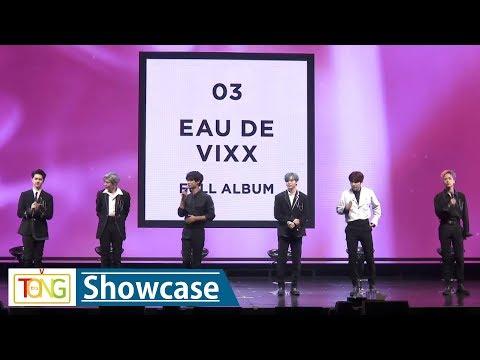VIXX(빅스) 'Scentist'(향) Showcase -TALK- (쇼케이스, EAU DE VIXX, 오 드 빅스)